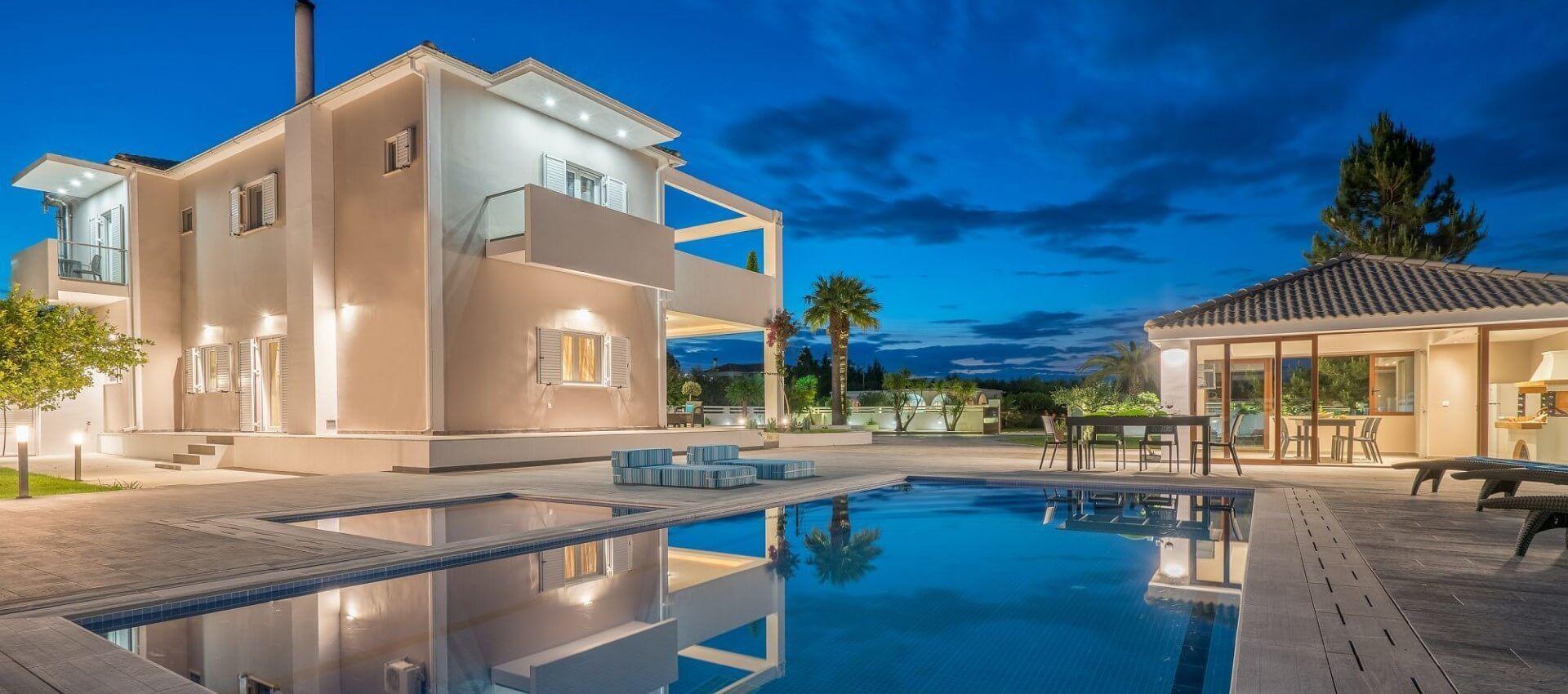 Ostria Luxury Villa