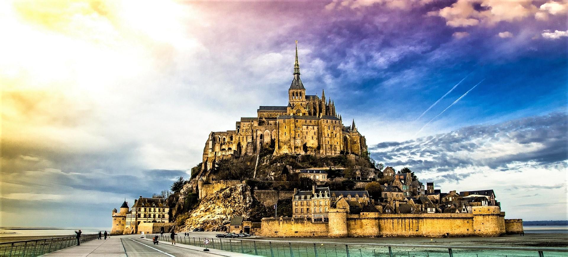 Normandia - Bretania