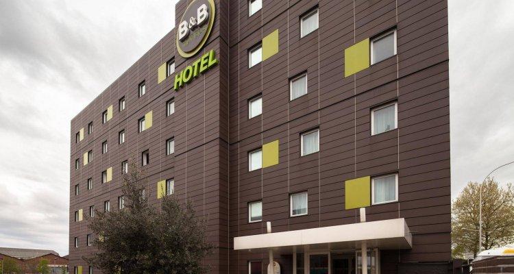 B&B Hotel Paris Le Bourget