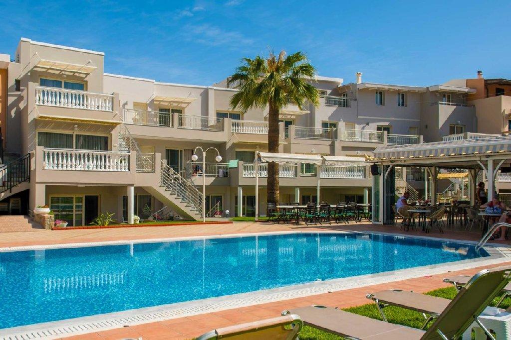 Sarpidon Apartments (Malia - Crete)
