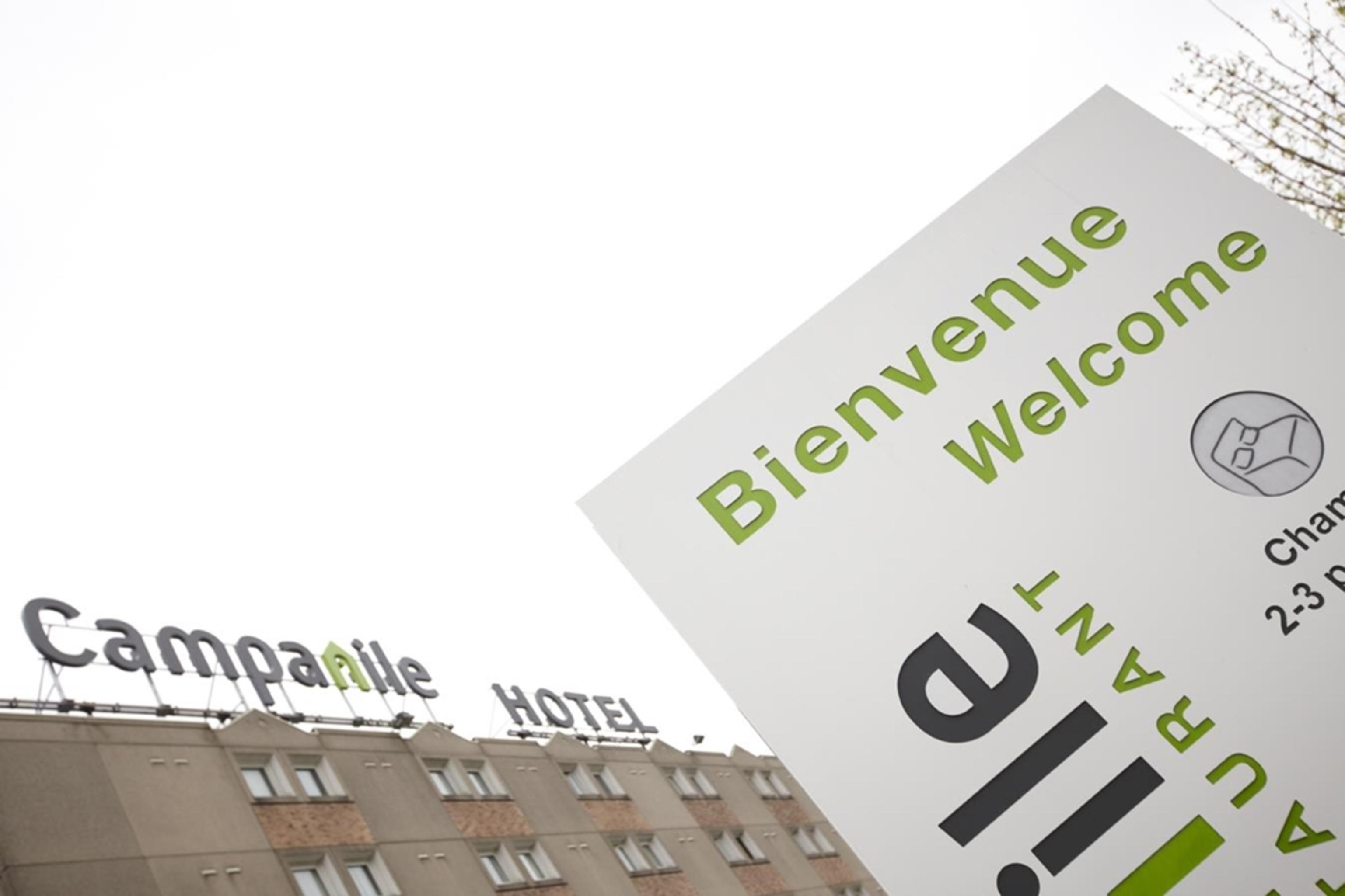 Campanile Paris Est Bobigny
