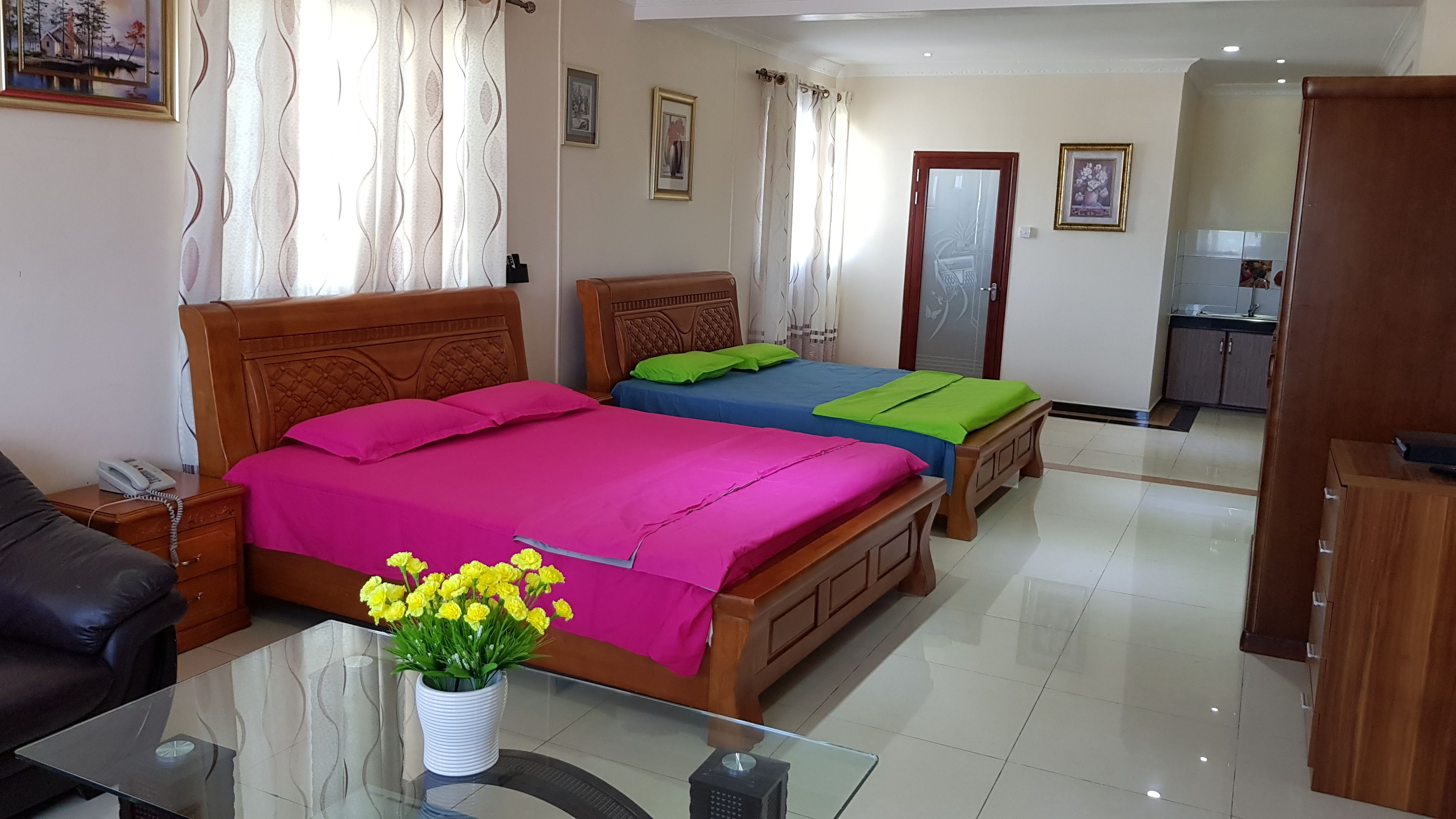 Mahe Holiday Resort Guest House