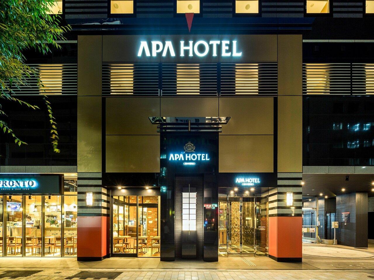 Apa Hotel Higashi-nihonbashi-ekimae