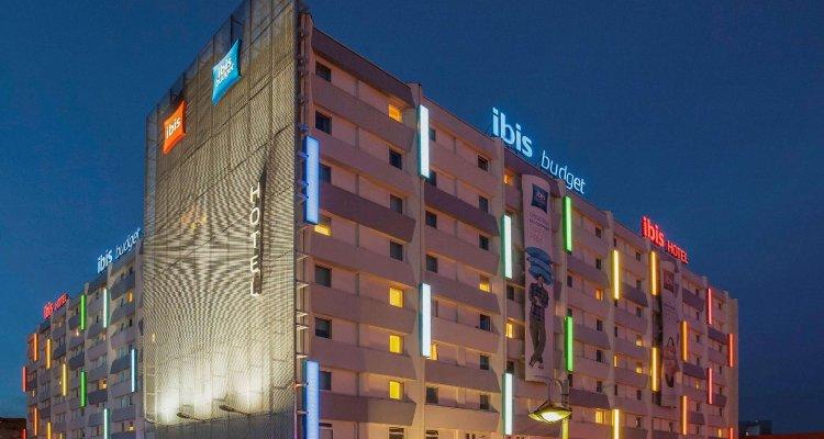 ibis budget Paris Porte de Bagnolet