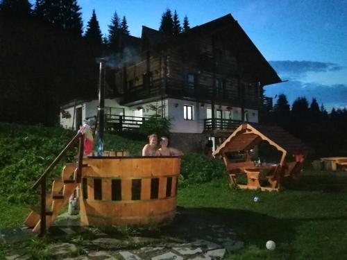 Pensiunea Waldhaus
