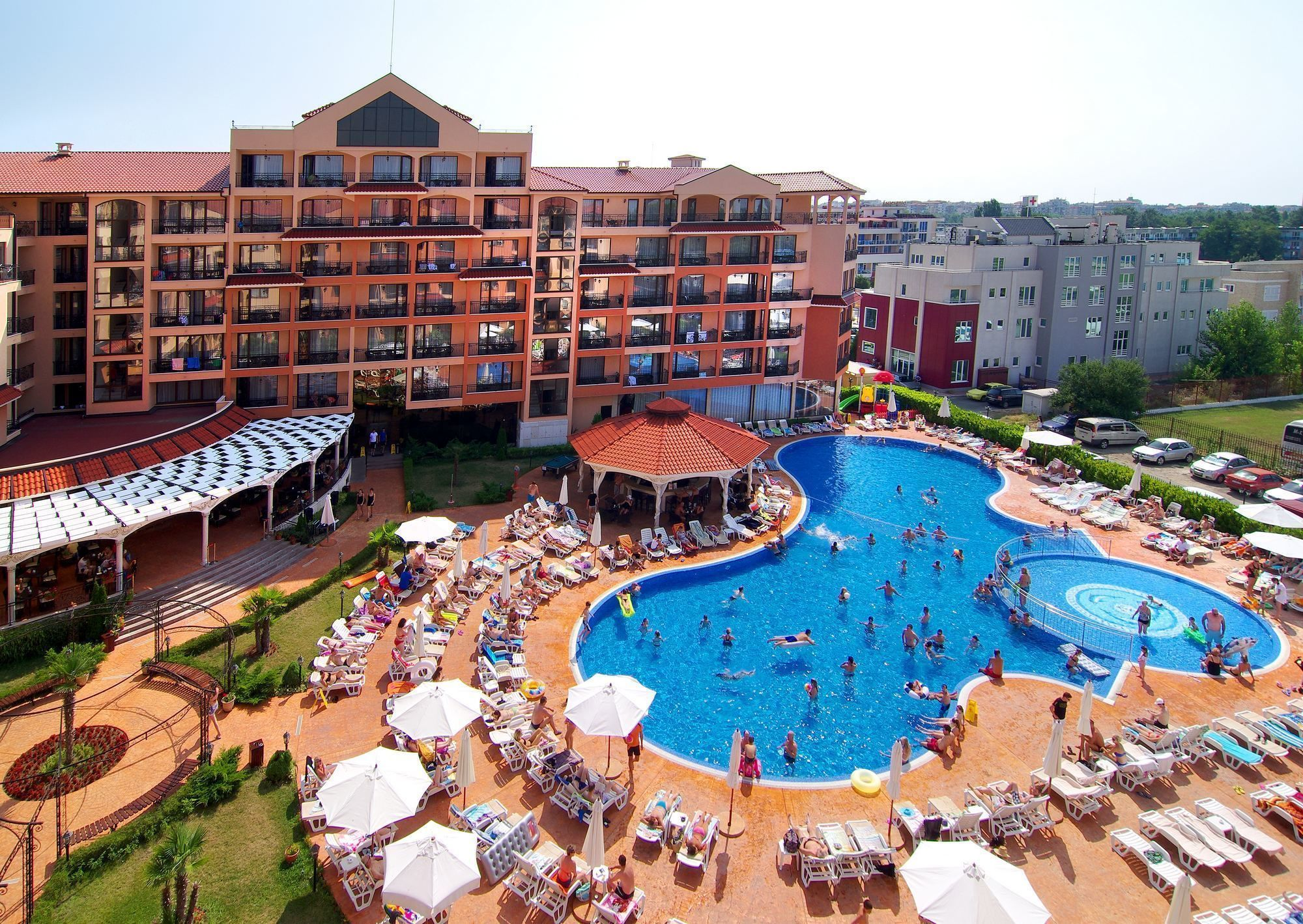 Hotel And Spa Diamant Residence