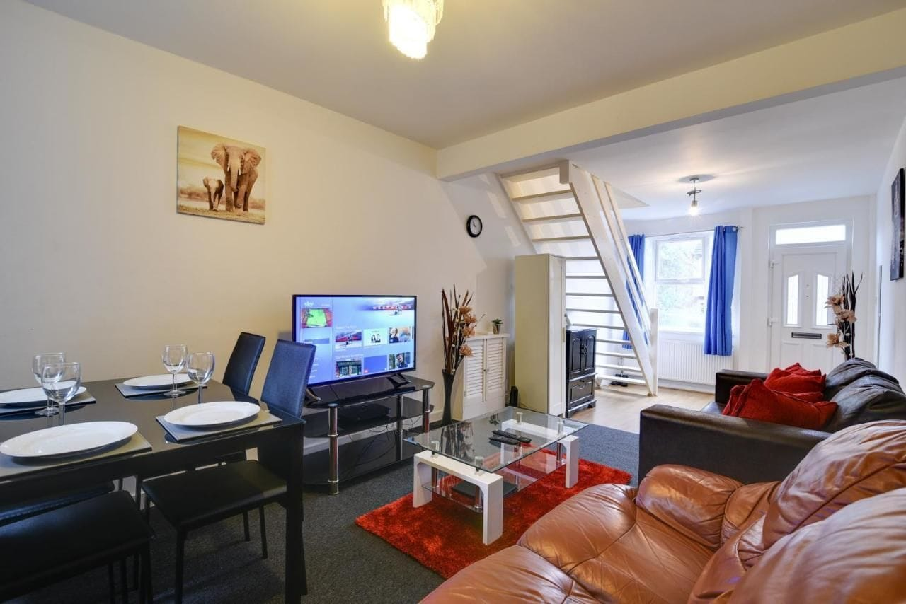 Two Bedroom Serviced Apartment