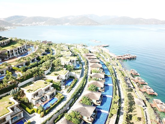 THE BODRUM ROYAL PALACE (EX THE BODRUM BY PARAMOUNT)
