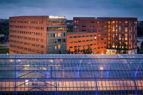 Mercure Amsterdam Sloterdijk Station