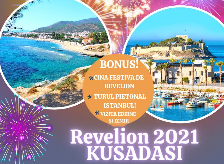 REVELION 2021 TURCIA - KUSADASI - ISTANBUL