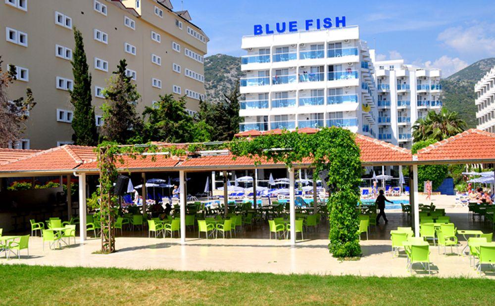 Blue Fish Hotel