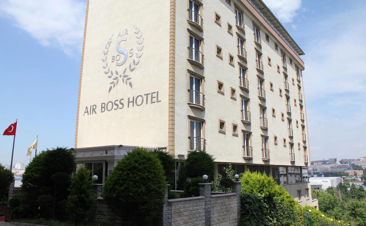 Air Boss Hotel Istanbul