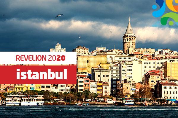 ISTANBUL - REVELION 2020 IN INIMA BIZANTULUI!