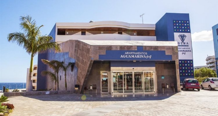 Aguamarina Golf Apts