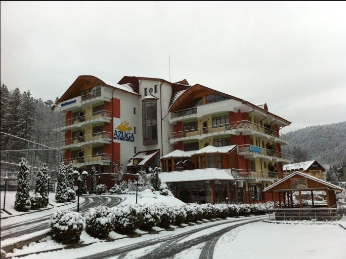 HOTEL AZUGA SKI - BIKE RESORT