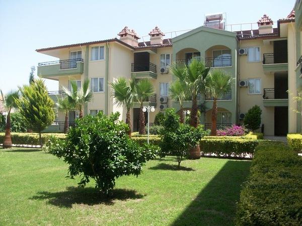 Aparthotel Melissa Garden