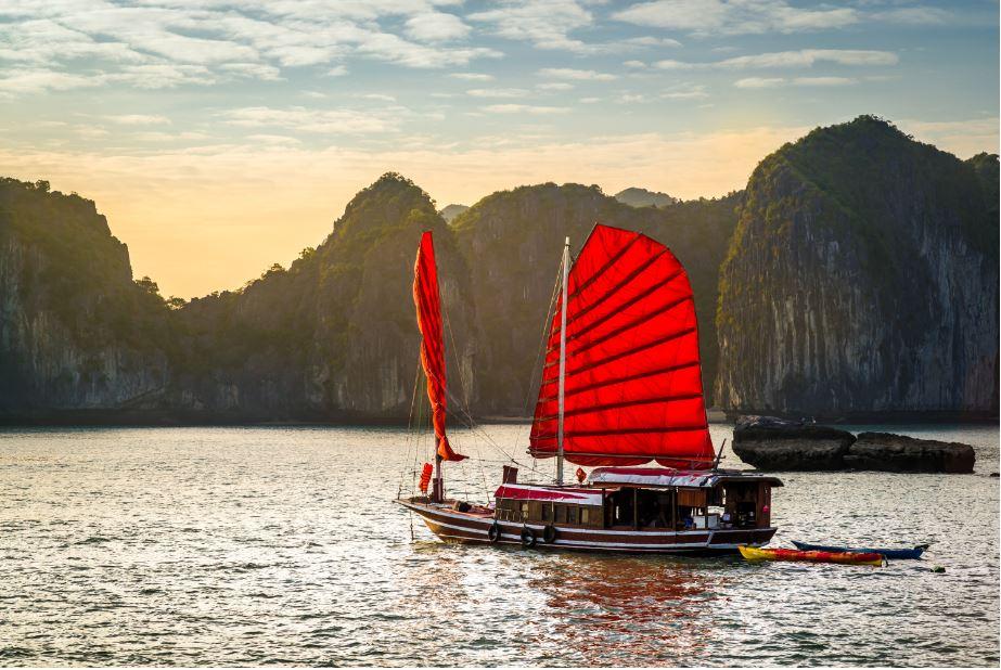 Laos, Vietnam, Cambodgia, Thailanda