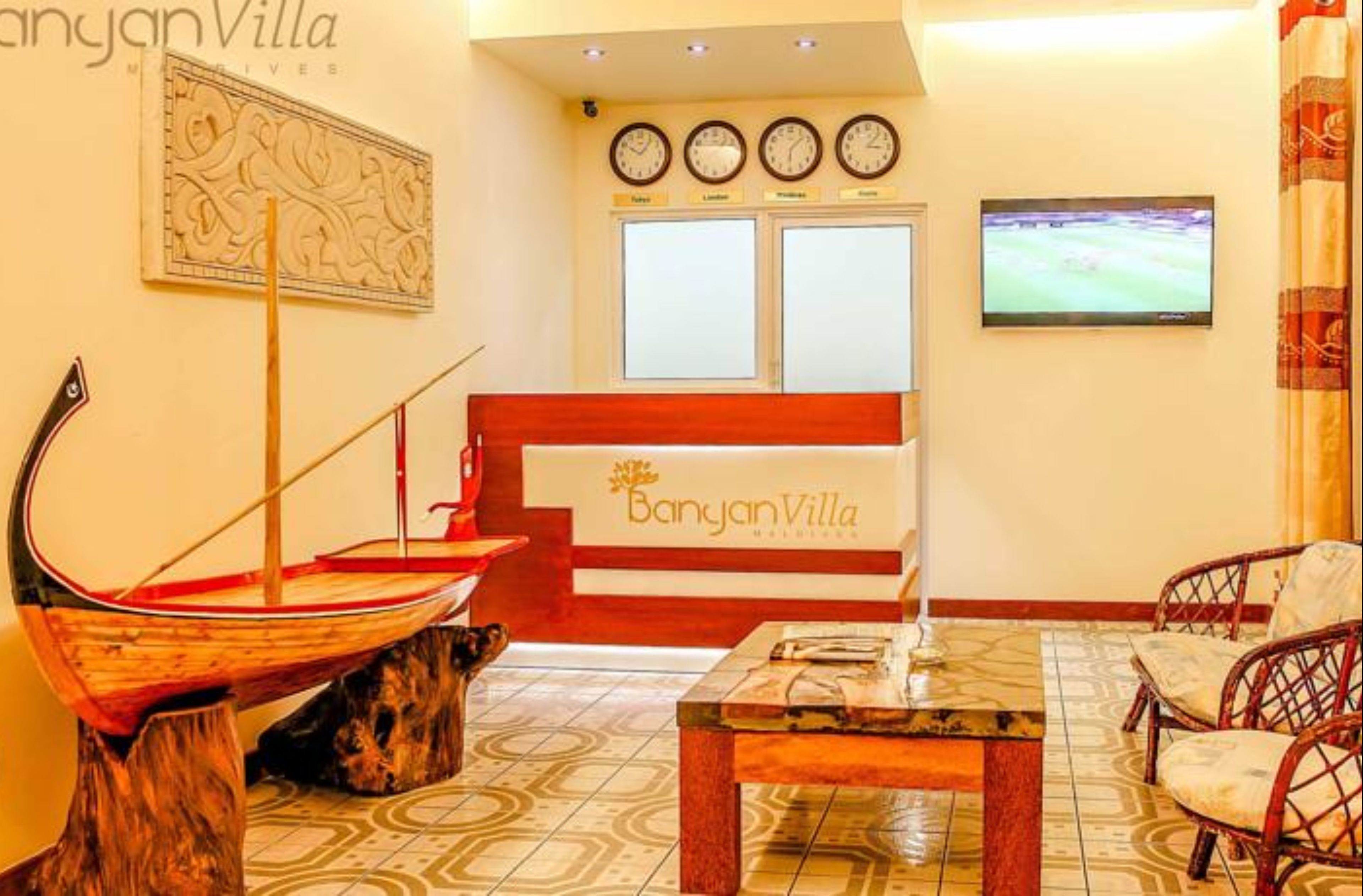 Banyan Villa