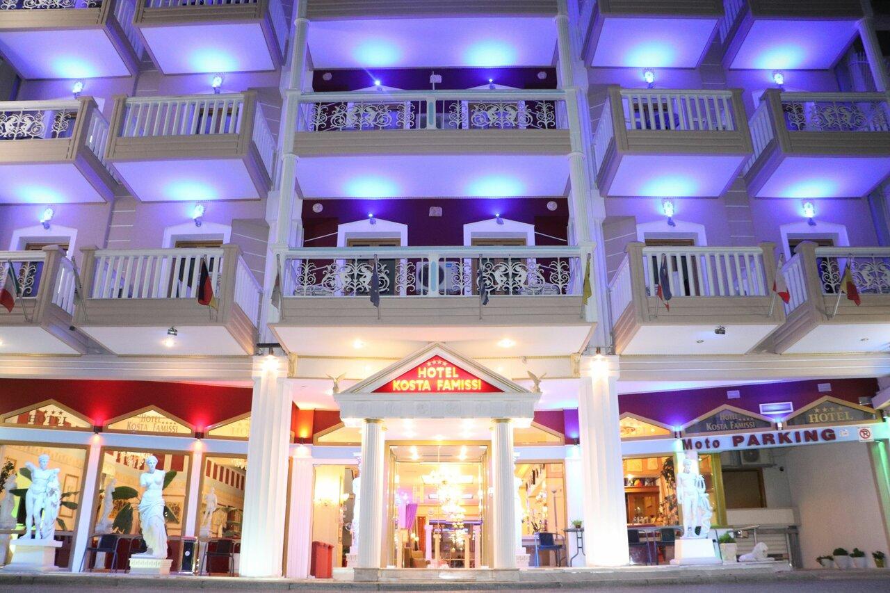 Hotel Kosta Famissi