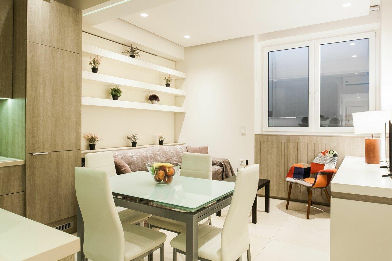 Kolonaki Cozy Studio By Livin Urbban