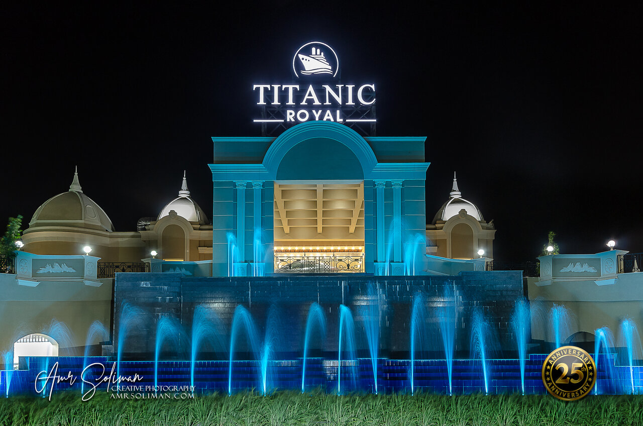 TITANIC ROYAL RESORT