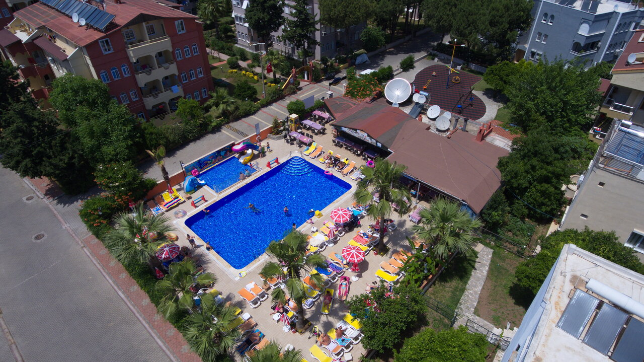 Sun Apartments Marmaris