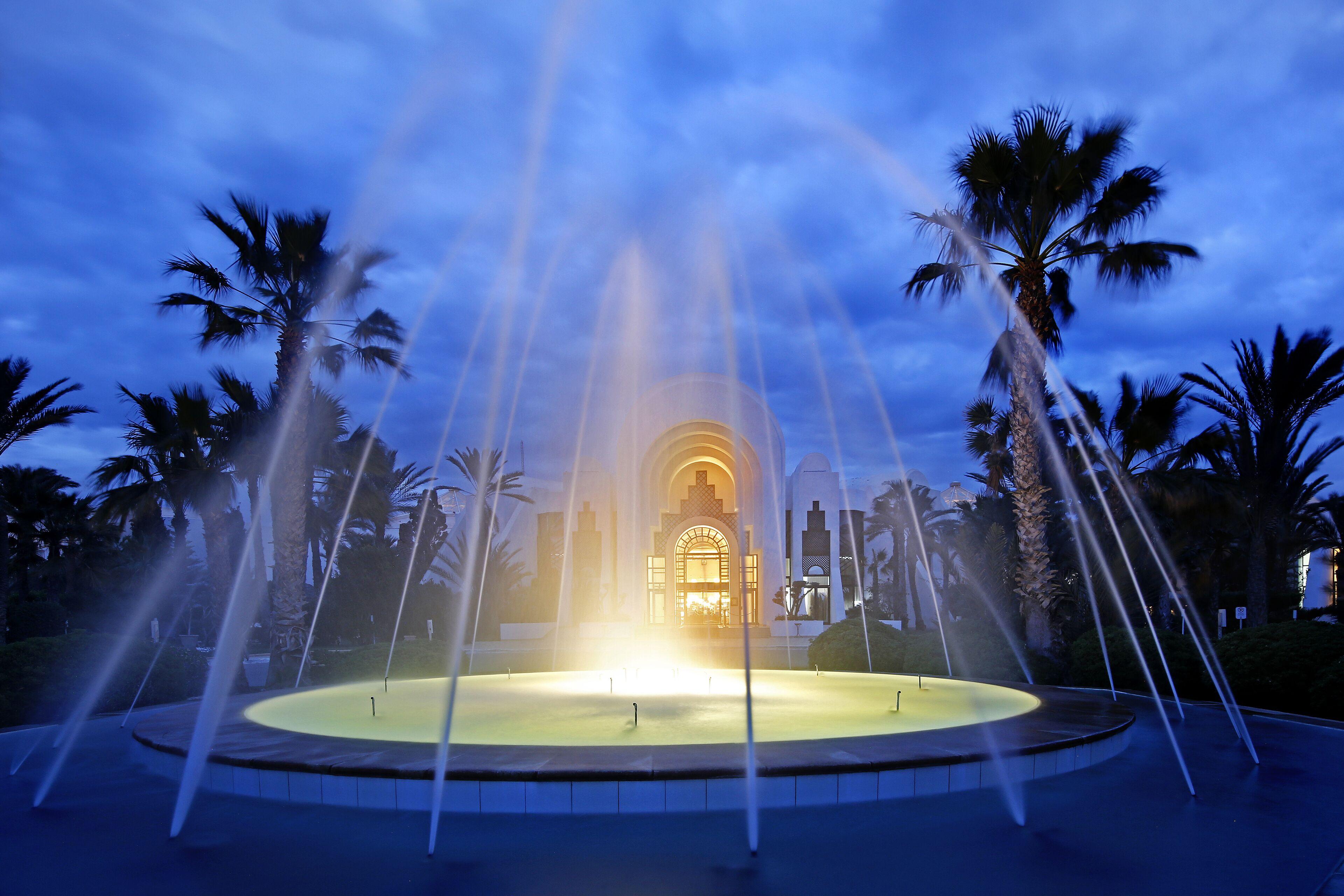 Radisson Blu Palace Resort And Thalasso