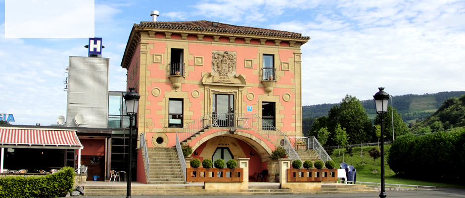 Palacio Atxega