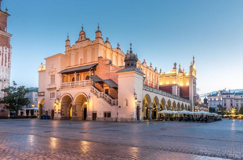 Piete de Craciun - Cracovia & Lvov (5 zile)