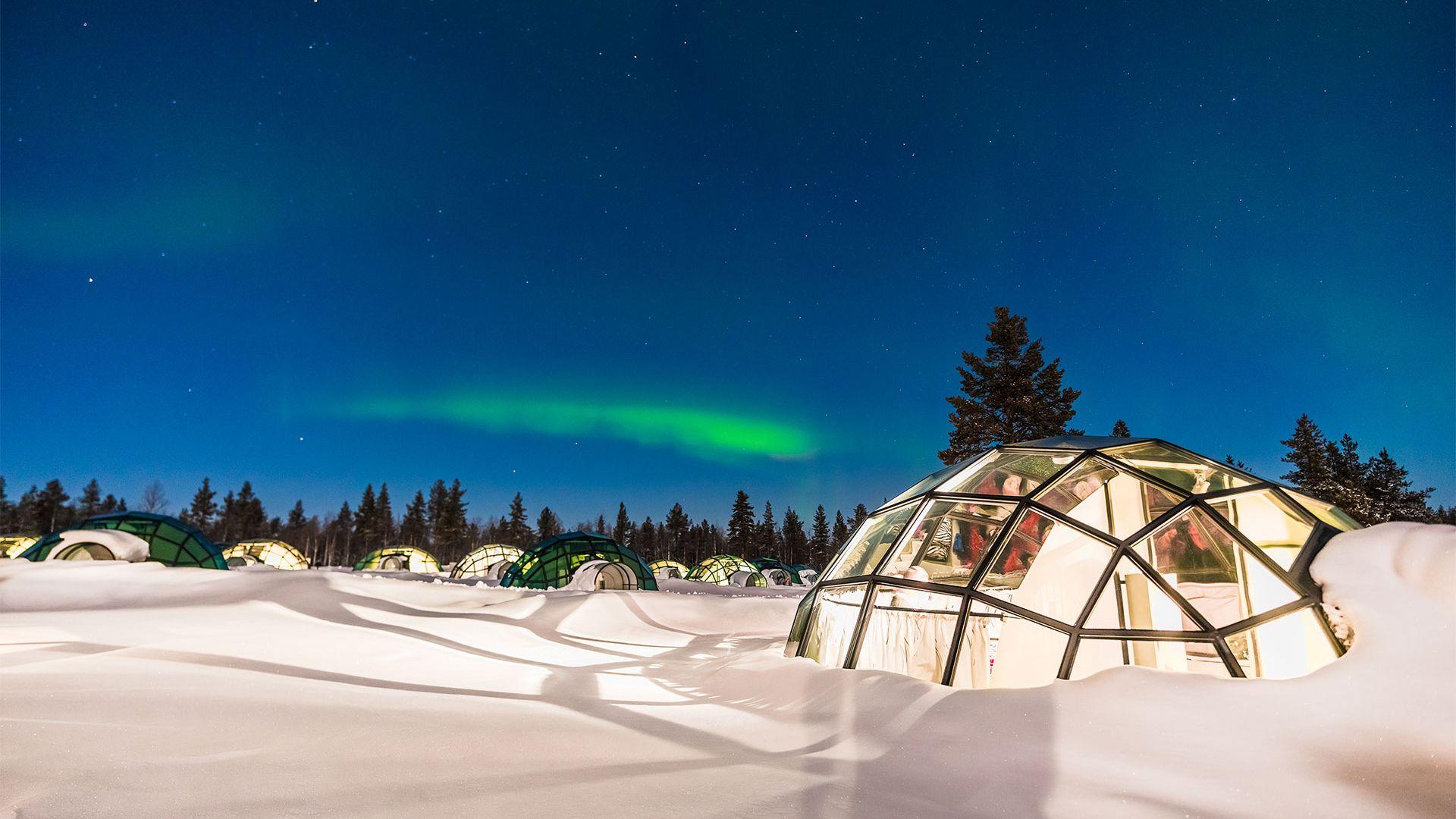 Family Experience in Tara lui Mos Craciun, Laponia, 8 zile - ianuarie 2022
