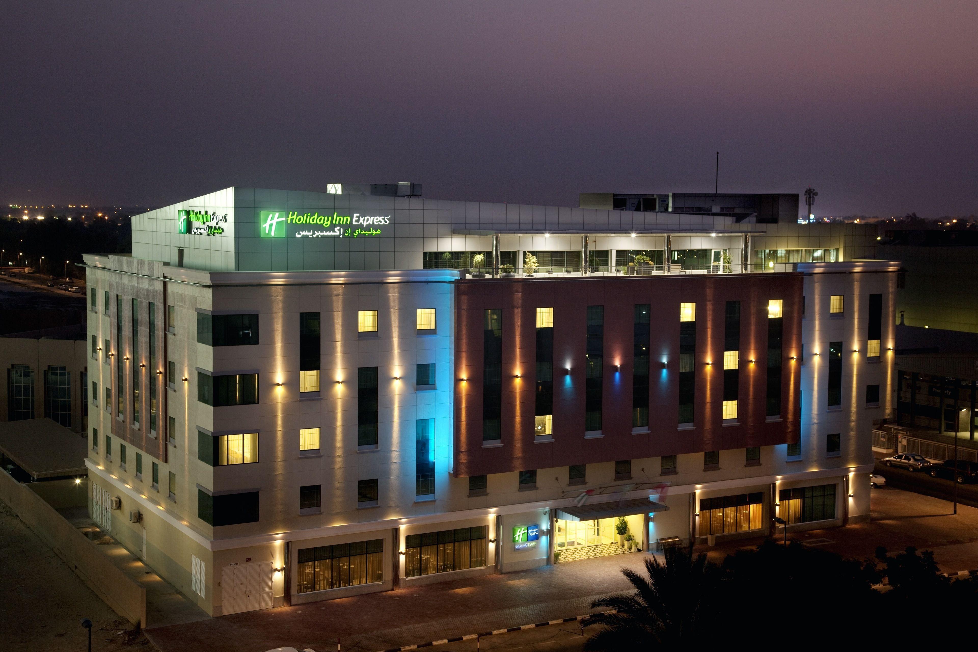 Holiday Inn Express Dubai- Safa Park