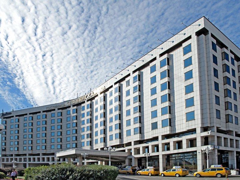Radisson Slavyanskaya Hotel Business Center