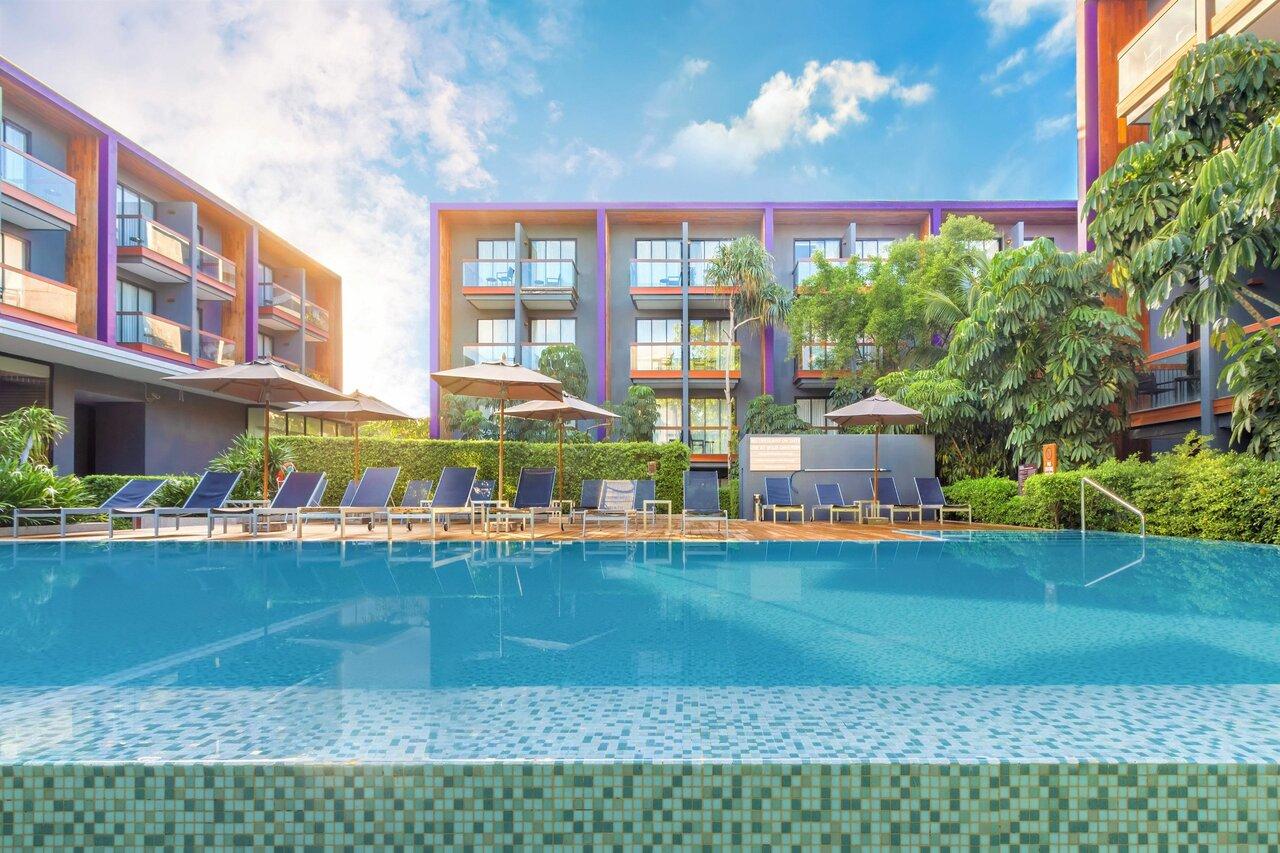 Holiday Inn Express Patong Beach Central