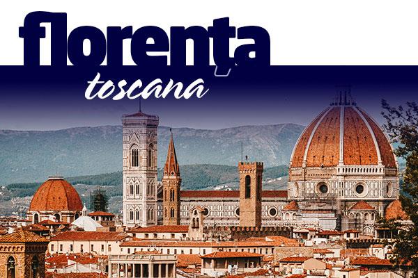 FLORENTA - TOSCANA - Toamna 2020