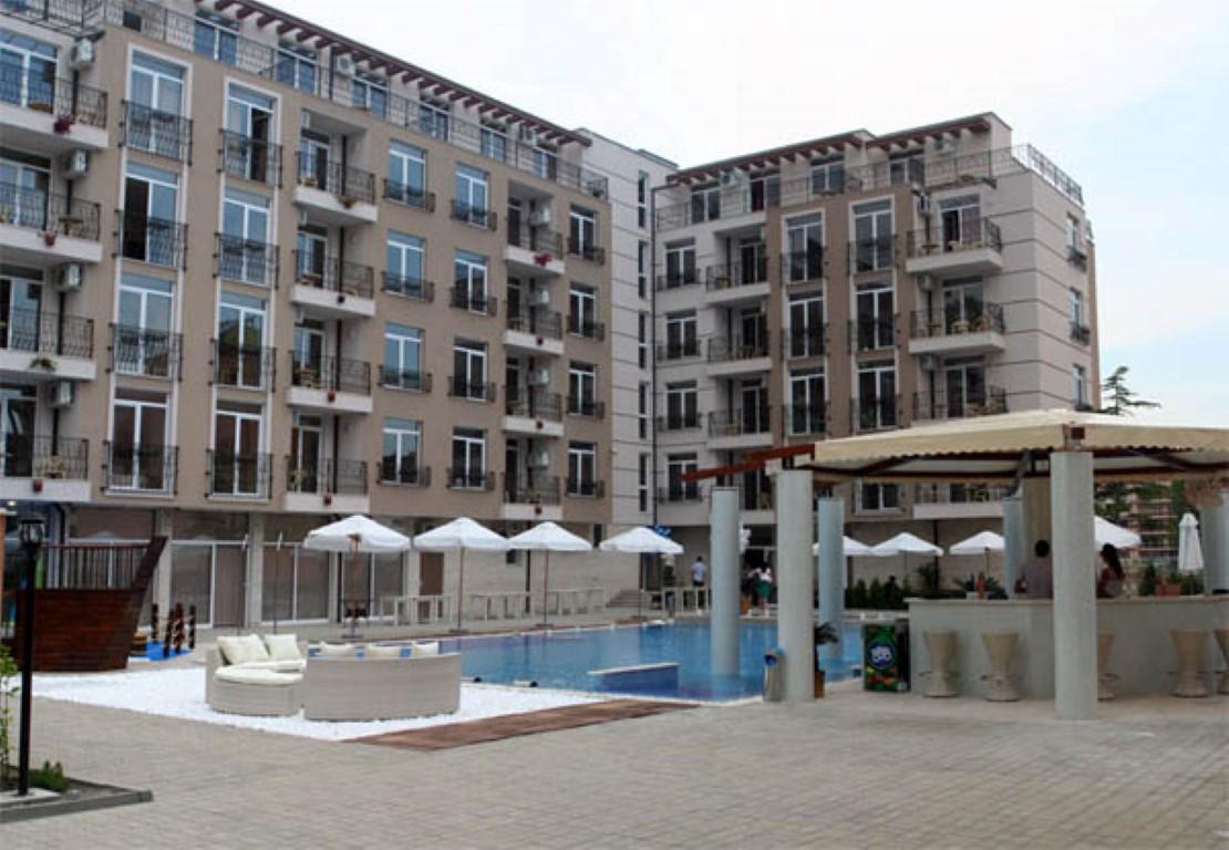 Dawn Park Aparthotel