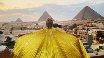 Hayat Pyramids View