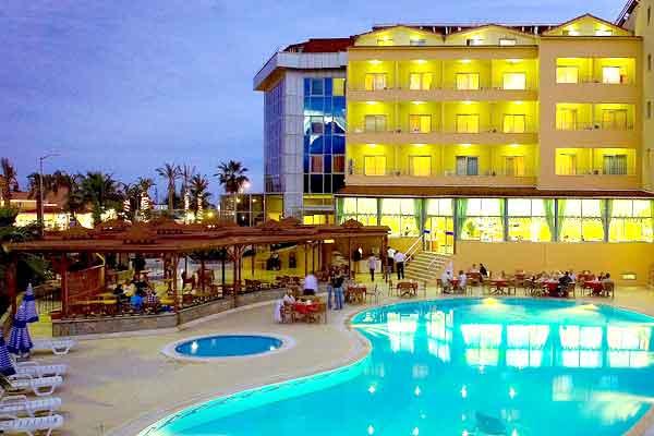 Istanbul Beach Hotel (ex Blauhimmel)