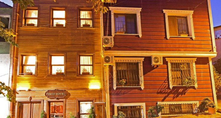 Fides Hotel Istanbul Old City