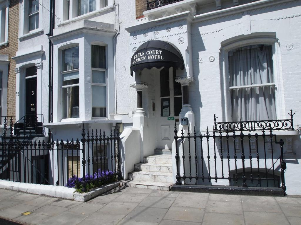 Earls Court Gardens Guesthouse