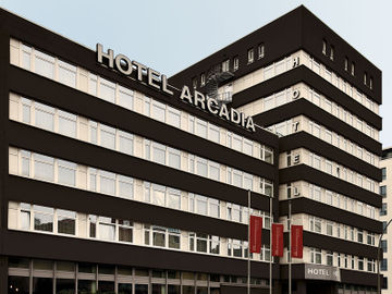 Novum Hotel Belmondo Hamburg Hbf.