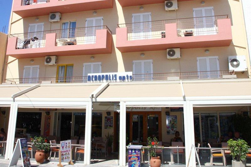 Acropolis Apartments (Hersonissos)