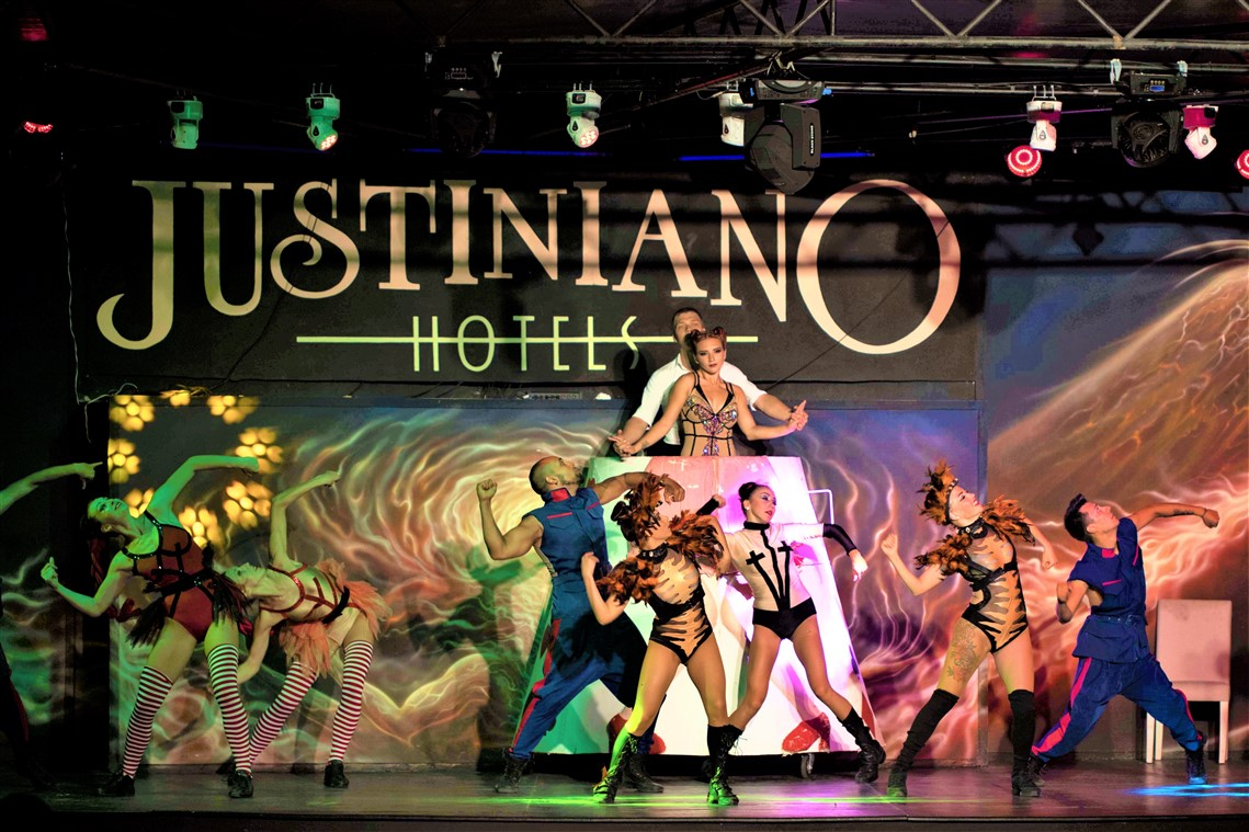 Justiniano Deluxe Resort