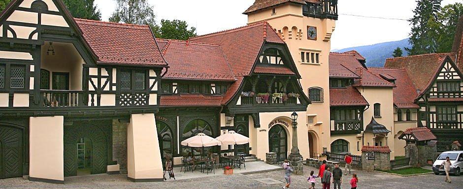 Vila Economat - Complex Turistic La Tunuri