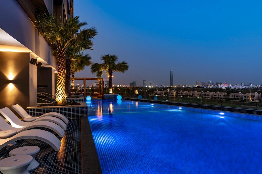 Aloft Dubai Creek
