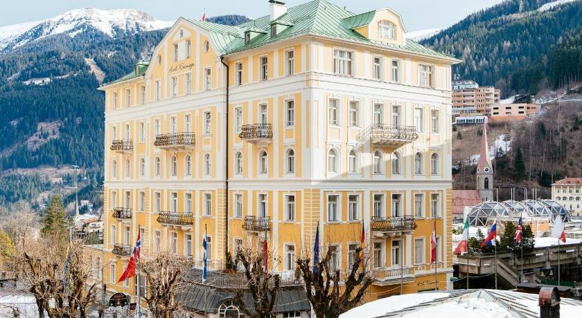 Weismayr & Appartements Europa