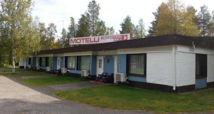 Motelli Rovaniemi Hotel