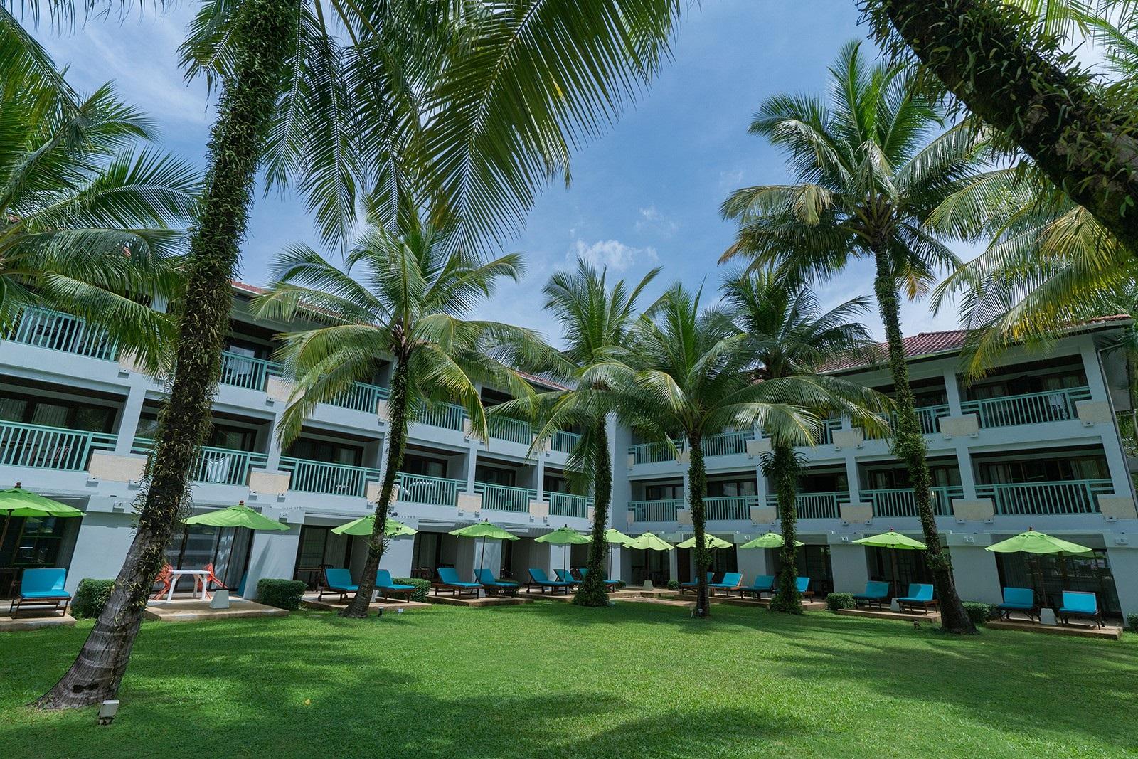 Hotel The Briza Beach Resort Khao Lak