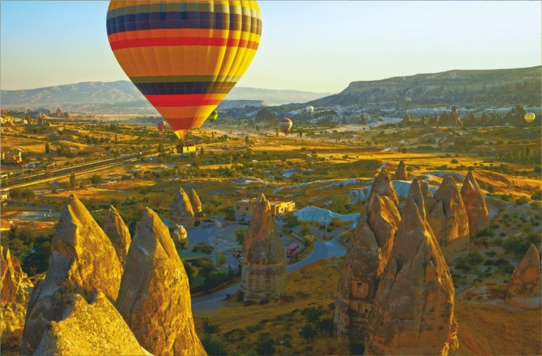 Turcia: Cappadocia - Asia Mica - Istanbul (11 zile)