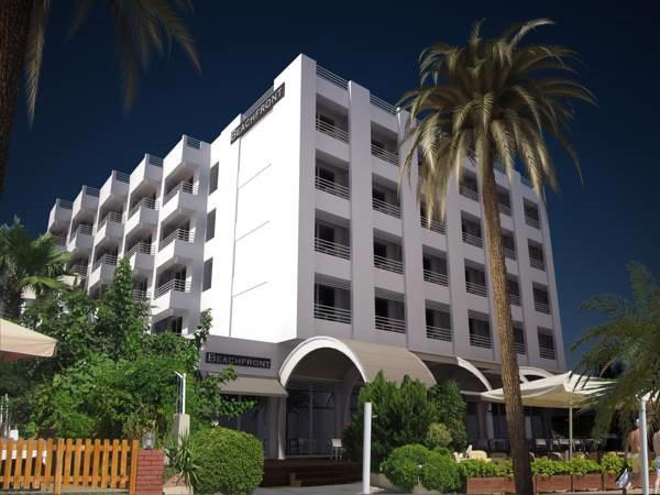 The Beachfront Hotel