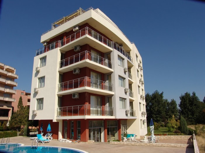 Ruby Aparthotel (Sunny Beach) 3*